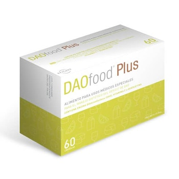 DAOfood Plus 60 kapslar