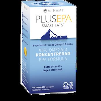 PlusEPA Omega-3 60 kapslar
