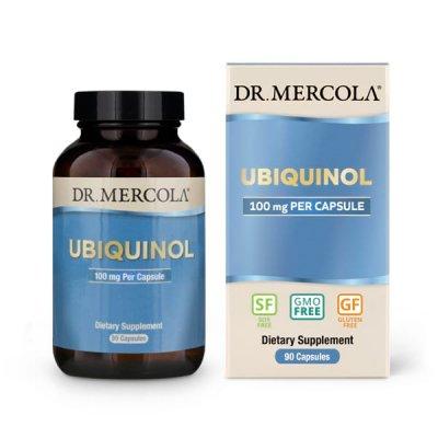 Ubiquinol Q10 Dr. Mercola 90 kapslar
