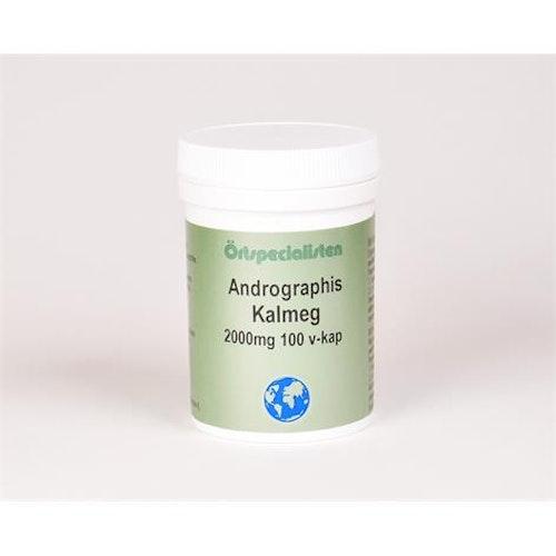 Andrographis 2000mg 100 kapslar