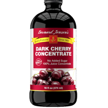 Körsbärskoncentrat / Dark Cherry Concentrate 237ml