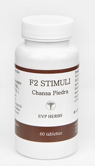 F2 Stimuli 60 tabletter EVP