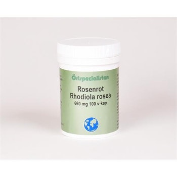 Rosenrot 660 mg 100 kapslar Örtspecialisten
