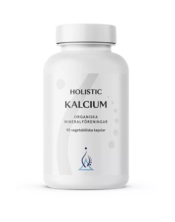 Kalcium 90 kapslar Holistic