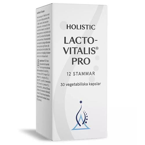 LactoVitalis PRO 30 kapslar Holistic