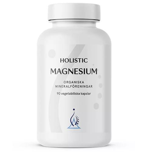 Magnesium 90 kapslar Holistic