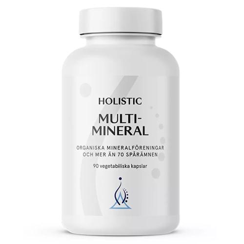 Multimineral 90 kapslar Holistic