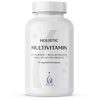 MultiVitamin 90 kapslar Holistic