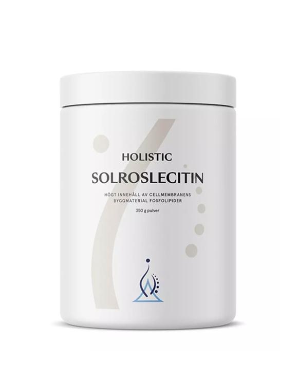 Solroslecitin 350 gram Holistic