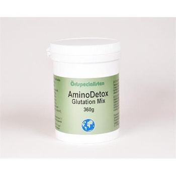 Amino Detox Glutation Mix 360 gram Örtspecialisten