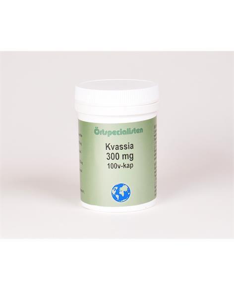 Kvassia 300 mg 100 kapslar Örtspecialisten