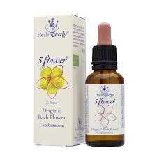 5 Flower 30 ml HealingHerbs
