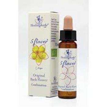 5 Flower 10 ml HealingHerbs