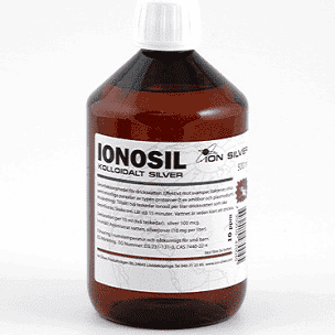 Ionosil Elektrokolloidalt Silver 500 ml