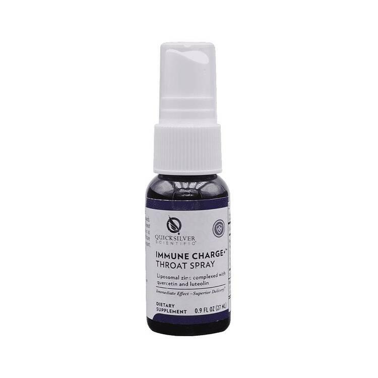 Immune Charge+ Throat Spray 27 ml Quicksilver