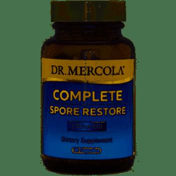 Complete Spore Restore 30 kapslar Dr. Mercola
