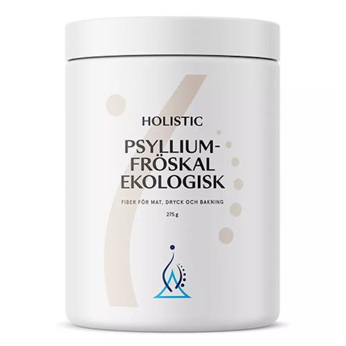 Psylliumfröskal 275 gram Holistic