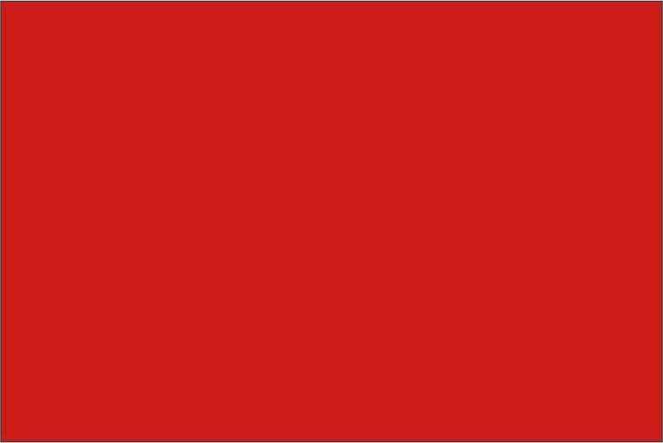 Premium Röd - 1008 - 50 cm bred metervara