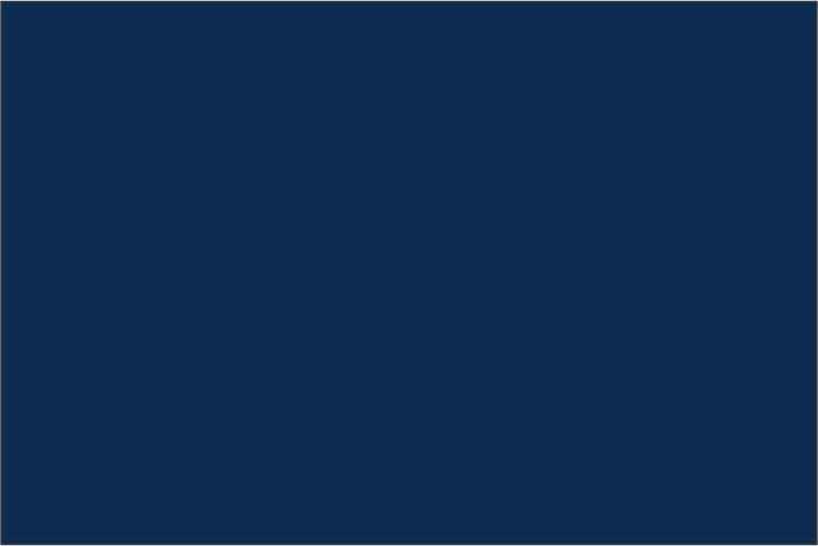 Premium Marinblå - 1005  50 cm bred metervara