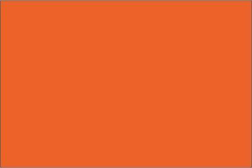 *Premium Orange - 1015 50 cm bred metervara