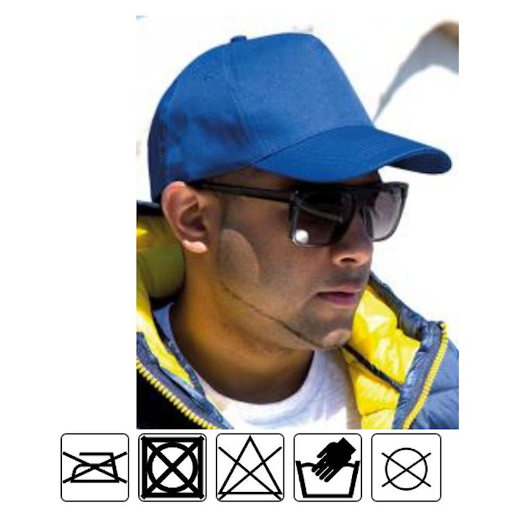 Baseball caps - Ljusgrå