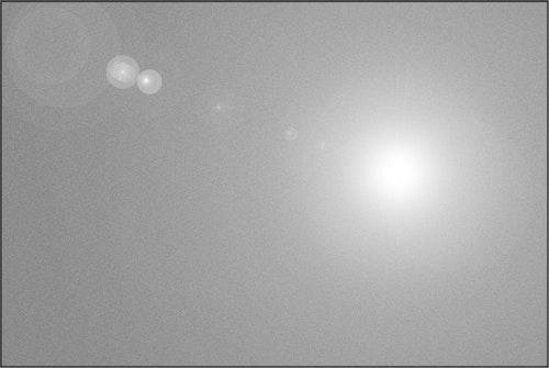 Transparant reflexvinyl - 6480