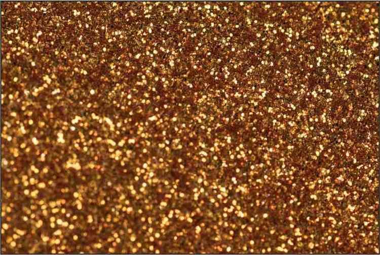 PET Glitter Tangerin - 6019