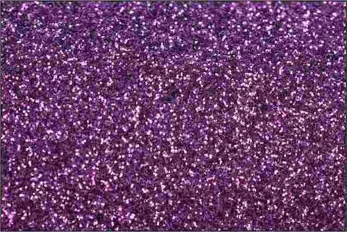 PET Glitter Violet - 6076