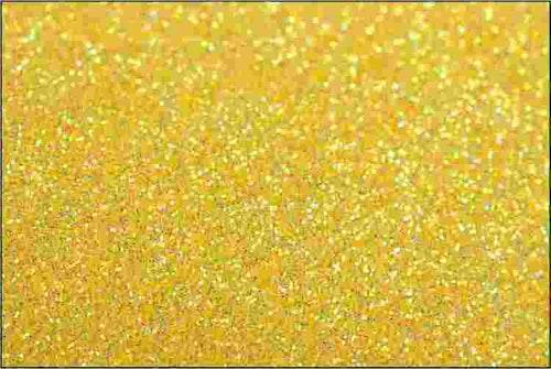 PET Glitter Guldmix - 6192