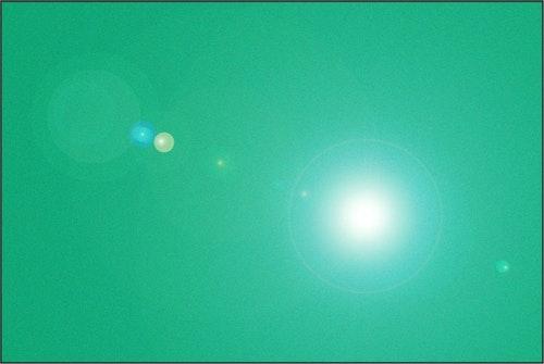 Grön reflexvinyl - 6404