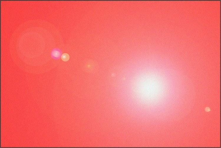 Röd reflexvinyl - 6408