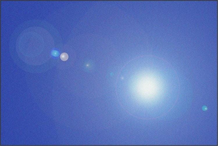 Kungsblå reflexvinyl - 6406