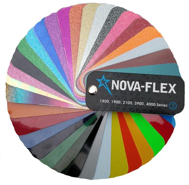 Färgblock - färgprover