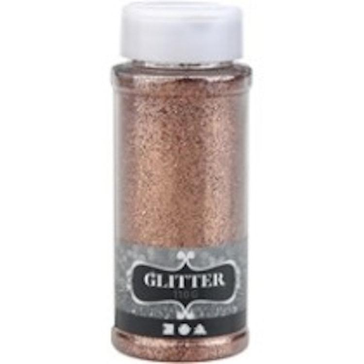 Glitterpulver - Koppar