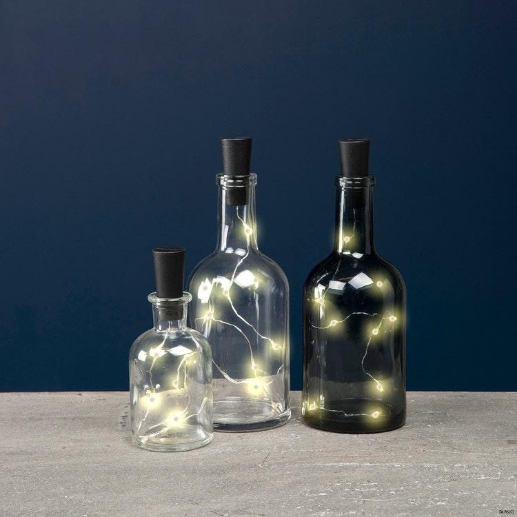 Ljusslinga - Flaska