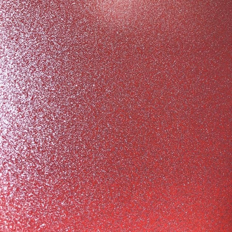 SISER Sparkle Tomato red - SK0028