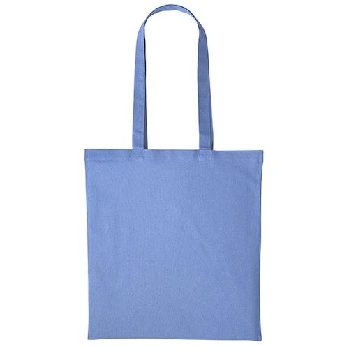 Textilkasse enkel - Corn flower Blue 05