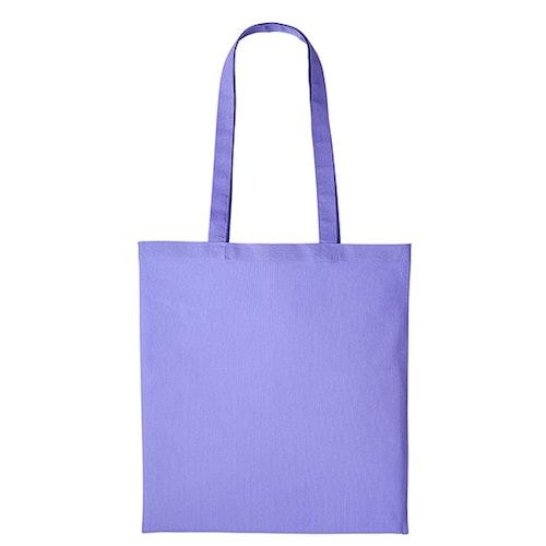 Textilkasse enkel - Violet 46