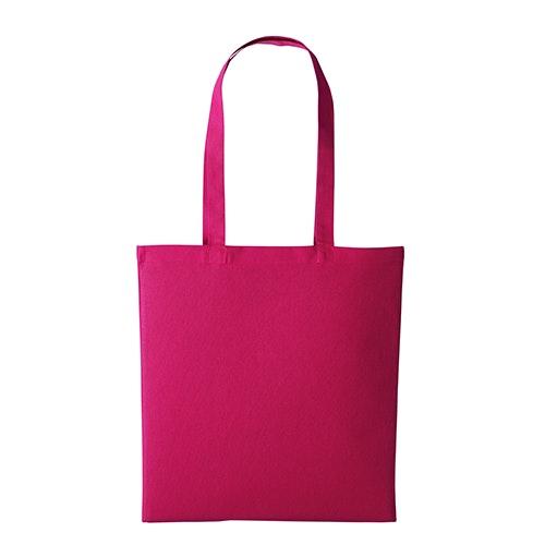 Textilkasse enkel - Hot Pink 12