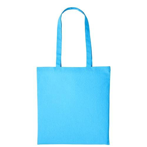 Textilkasse enkel - Hawaiian Blue 11