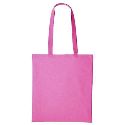 Textilkasse enkel - Mid Pink 22
