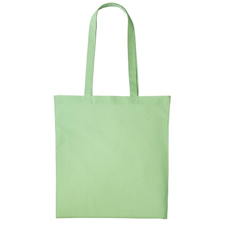 Textilkasse enkel - Pastel Green 28