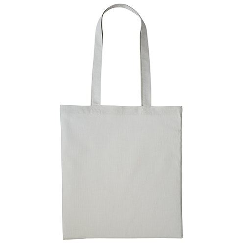 Textilkasse enkel - Pastel Grey 29