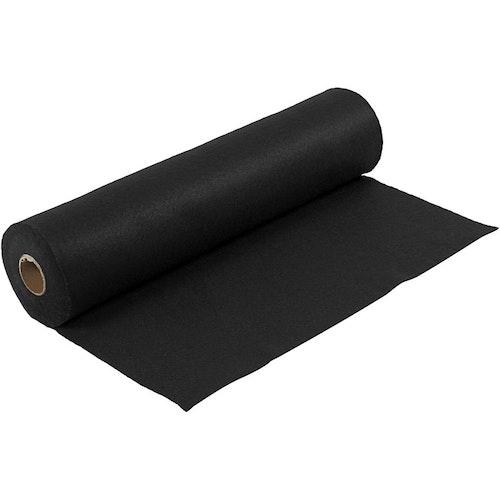 Filt - svart