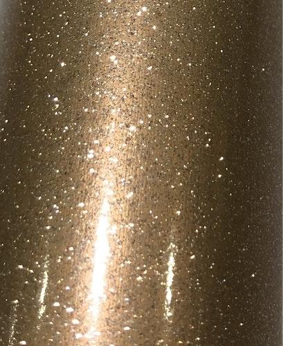 Glitter - Guld - ark 30x50cm