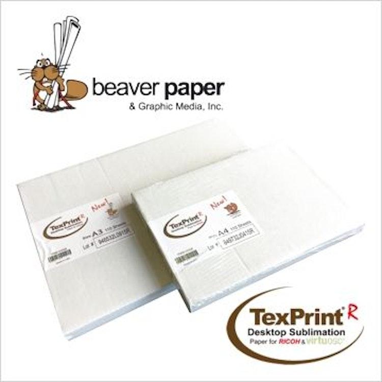 Sublimeringspapper Texprint 120 g