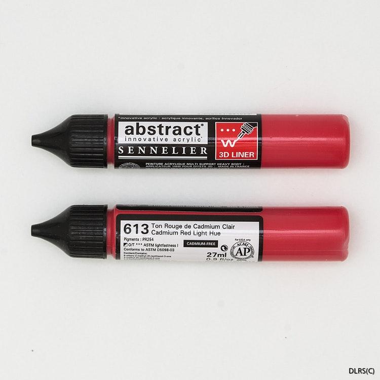 3D liner - Cadmium Röd 28ml