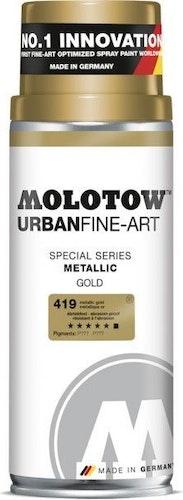 Molotow Urban Special - Fine Art Metallic guld
