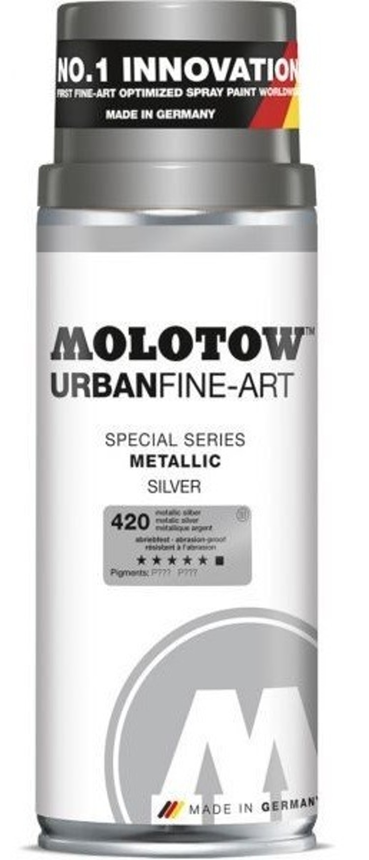 Molotow Urban Special - Fine Art Metallic Silver