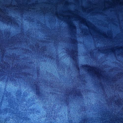 Gympåsar - Blå palm